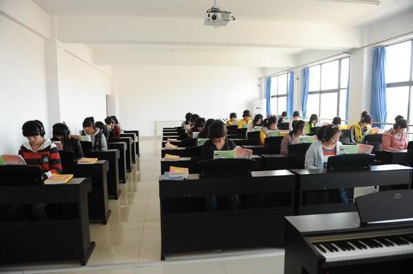 贵阳幼师学校教学实训环境