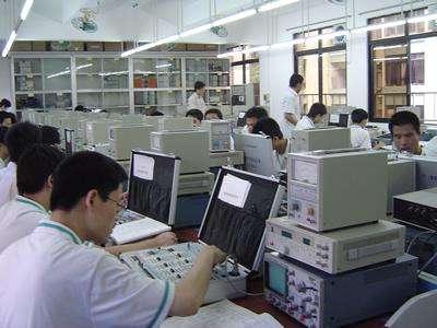 贵州职中学校卫生信息管理专业